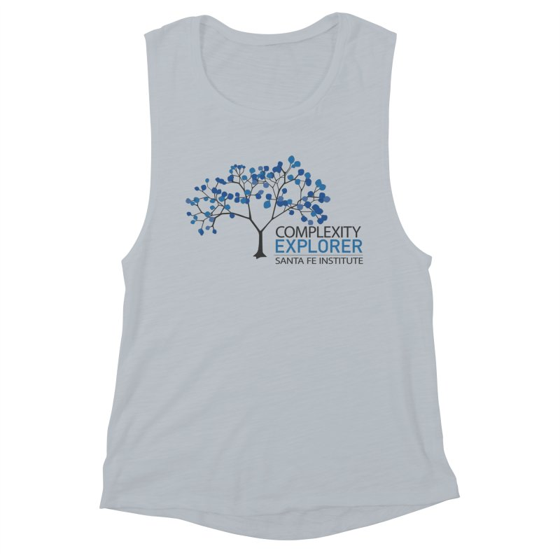 The Classic (Light shirts) Women's Muscle Tank by Complexity Explorer Shop