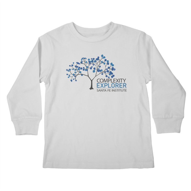 The Classic (Light shirts) Kids Longsleeve T-Shirt by Complexity Explorer Shop