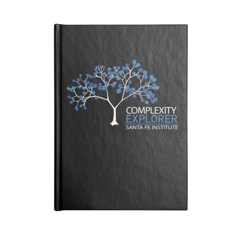 The Classic Accessories Blank Journal Notebook by Complexity Explorer Shop