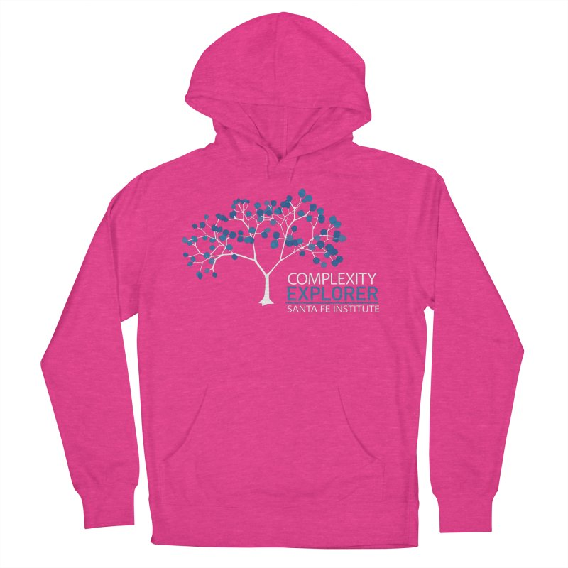 The Classic Women's French Terry Pullover Hoody by Complexity Explorer Shop