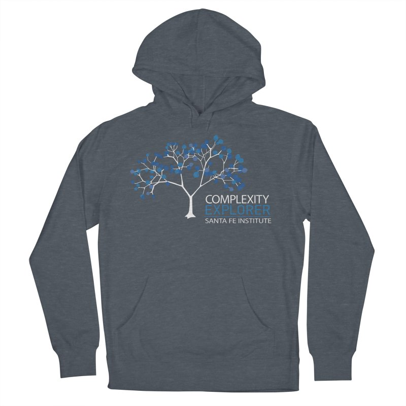 The Classic Men's French Terry Pullover Hoody by Complexity Explorer Shop