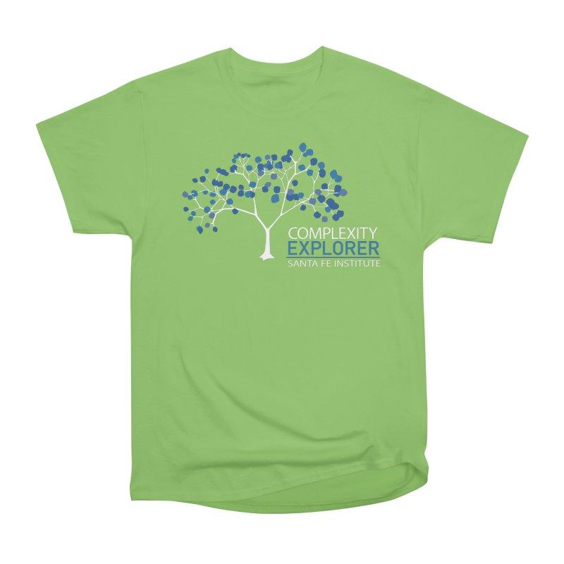 The Classic Men's Heavyweight T-Shirt by Complexity Explorer Shop