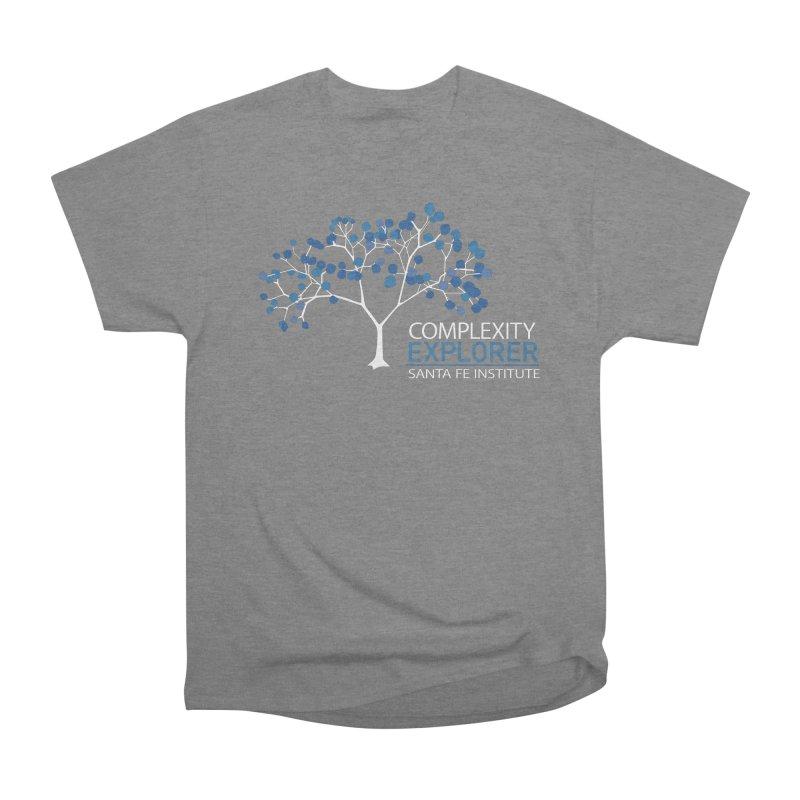 The Classic Women's Heavyweight Unisex T-Shirt by Complexity Explorer Shop
