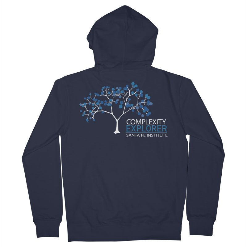 The Classic Men's French Terry Zip-Up Hoody by Complexity Explorer Shop