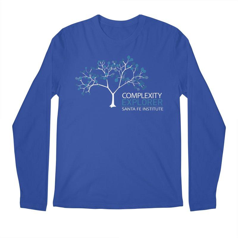 The Classic Men's Regular Longsleeve T-Shirt by Complexity Explorer Shop
