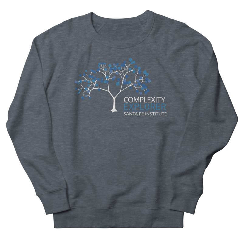 The Classic Women's French Terry Sweatshirt by Complexity Explorer Shop