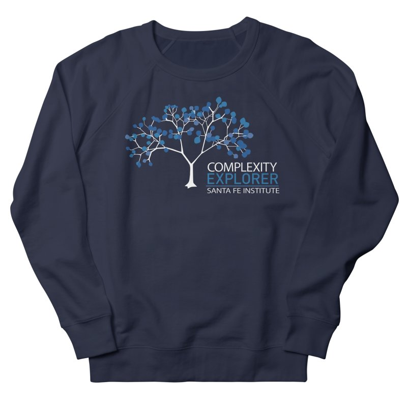 The Classic Men's French Terry Sweatshirt by Complexity Explorer Shop
