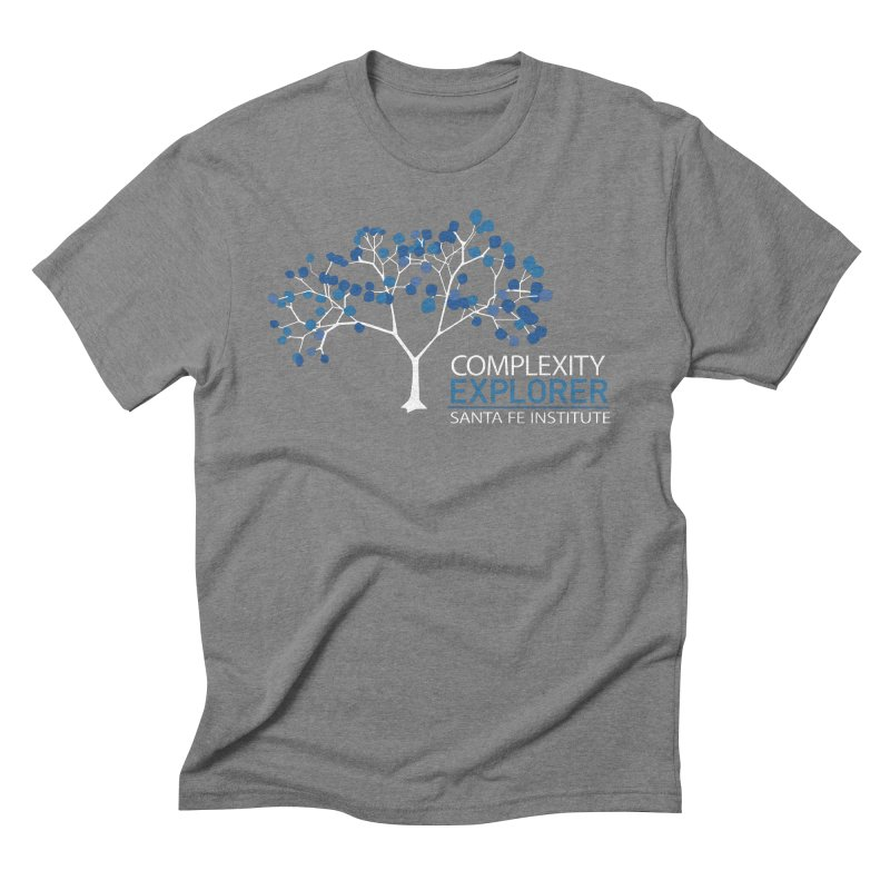 The Classic Men's Triblend T-Shirt by Complexity Explorer Shop