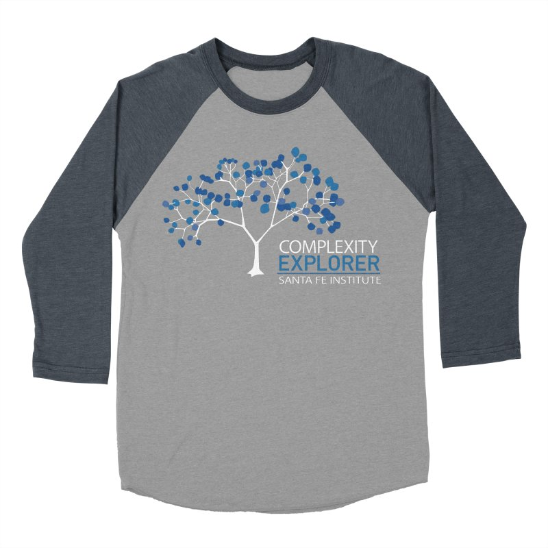 The Classic Men's Baseball Triblend Longsleeve T-Shirt by Complexity Explorer Shop