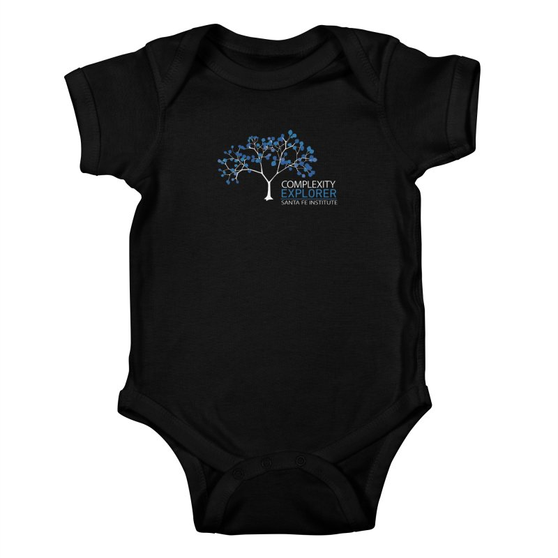 The Classic Kids Baby Bodysuit by Complexity Explorer Shop