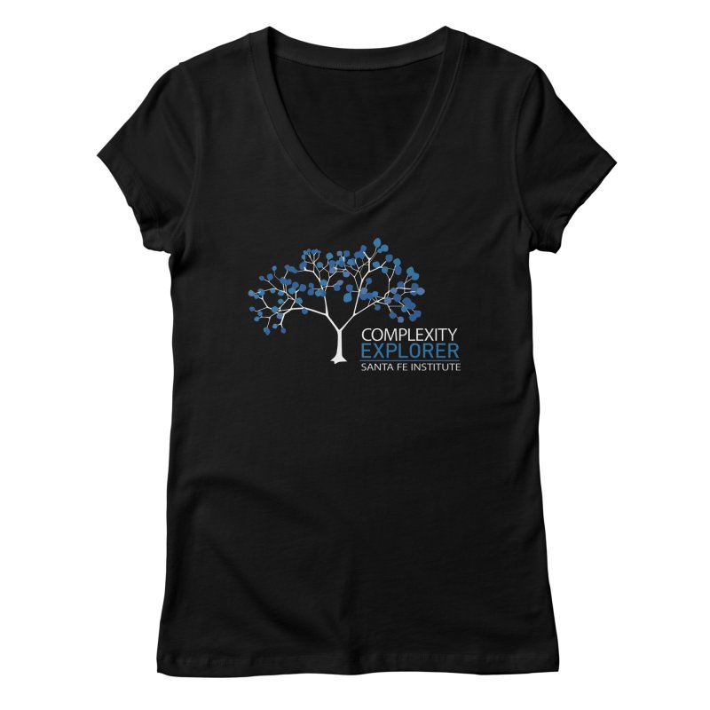The Classic Women's V-Neck by Complexity Explorer Shop