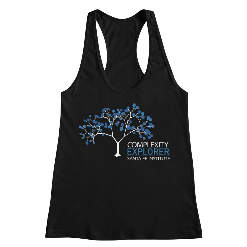 The Classic Women's Racerback Tank by Complexity Explorer Shop