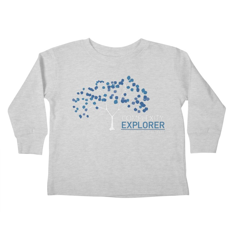 The Classic Kids Toddler Longsleeve T-Shirt by Complexity Explorer Shop