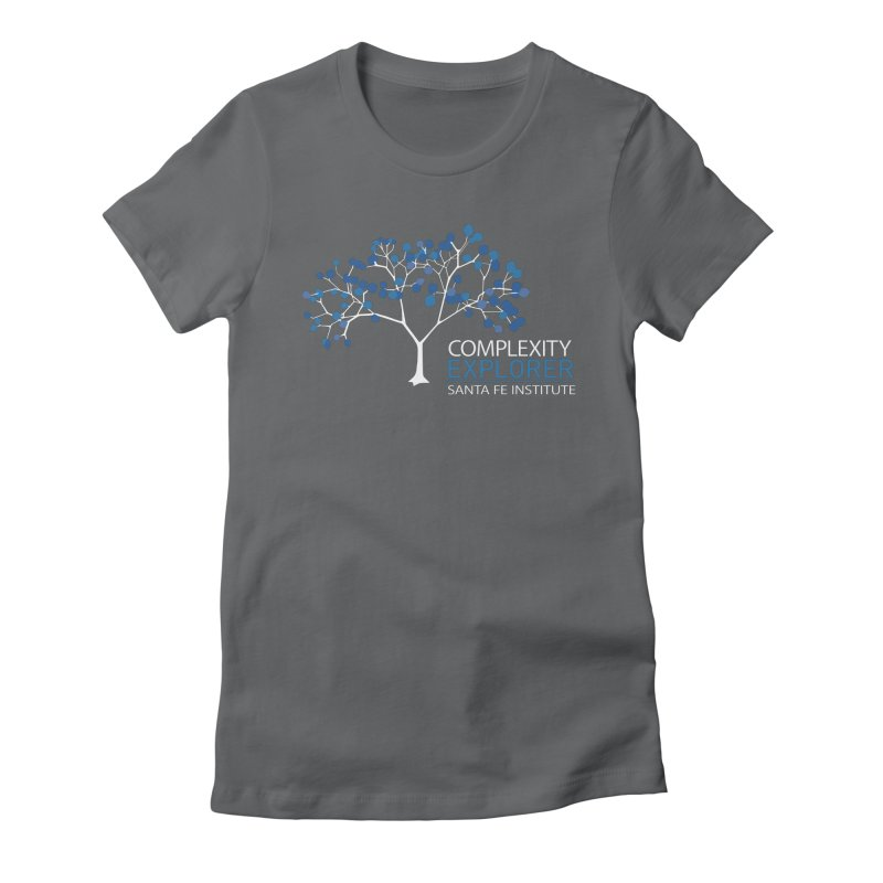 The Classic Women's Fitted T-Shirt by Complexity Explorer Shop