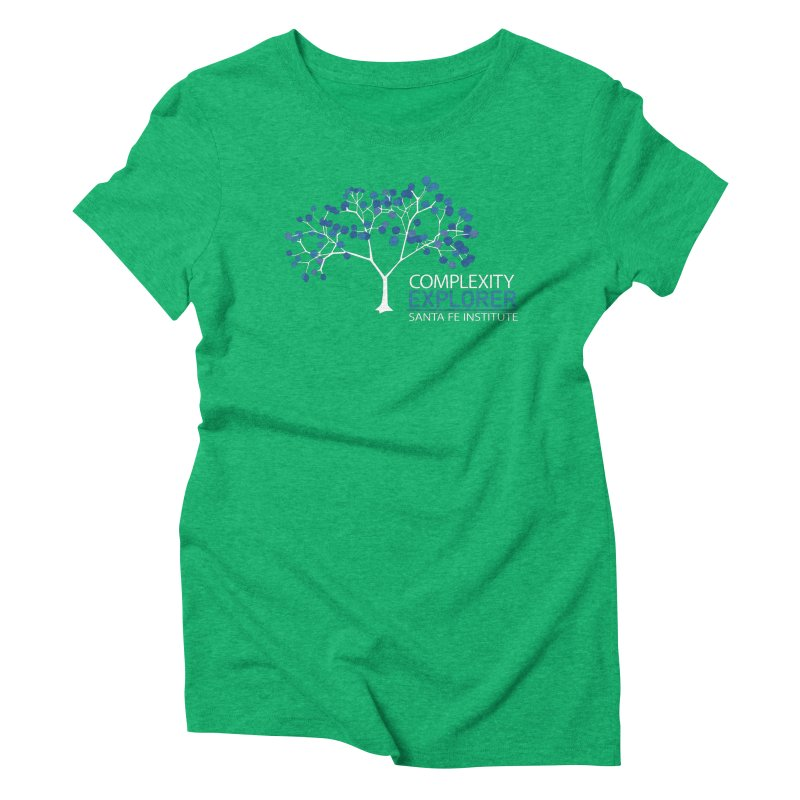 The Classic Women's Triblend T-Shirt by Complexity Explorer Shop