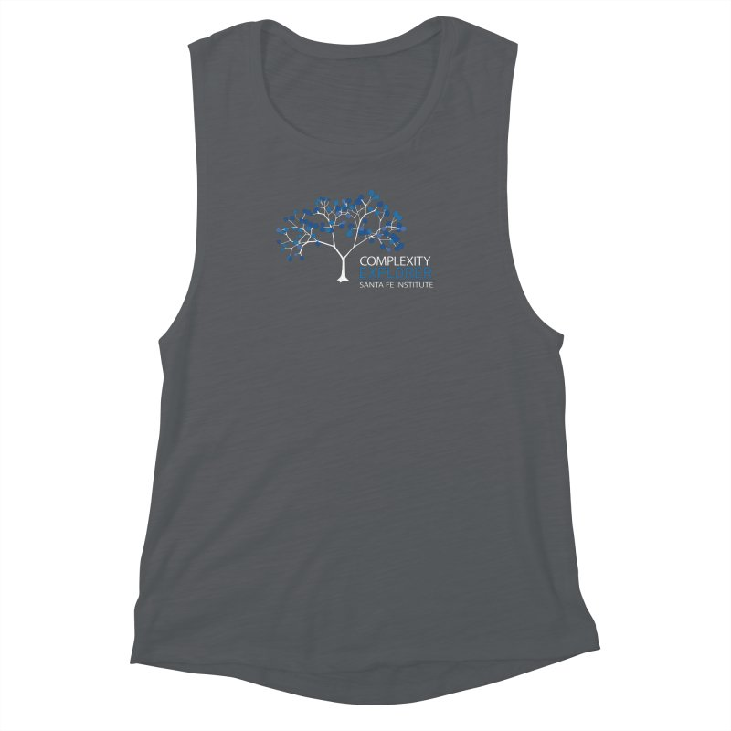 The Classic Women's Muscle Tank by Complexity Explorer Shop