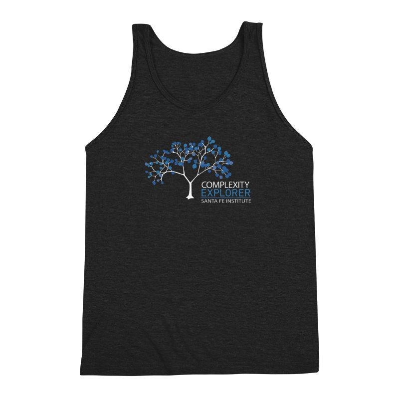 The Classic Men's Triblend Tank by Complexity Explorer Shop
