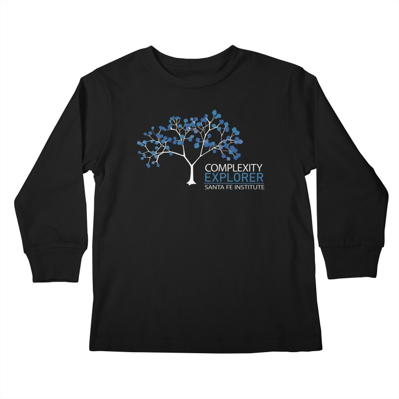 The Classic Kids Longsleeve T-Shirt by Complexity Explorer Shop