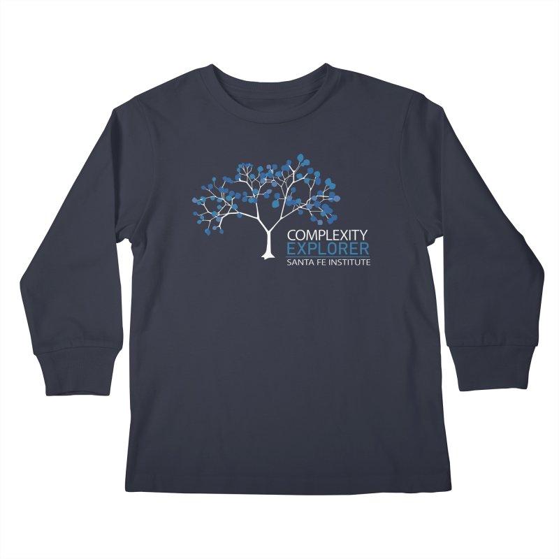 The Classic Kids Longsleeve T-Shirt by Complexity Explorer Shop