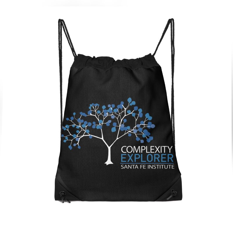 The Classic Accessories Drawstring Bag Bag by Complexity Explorer Shop