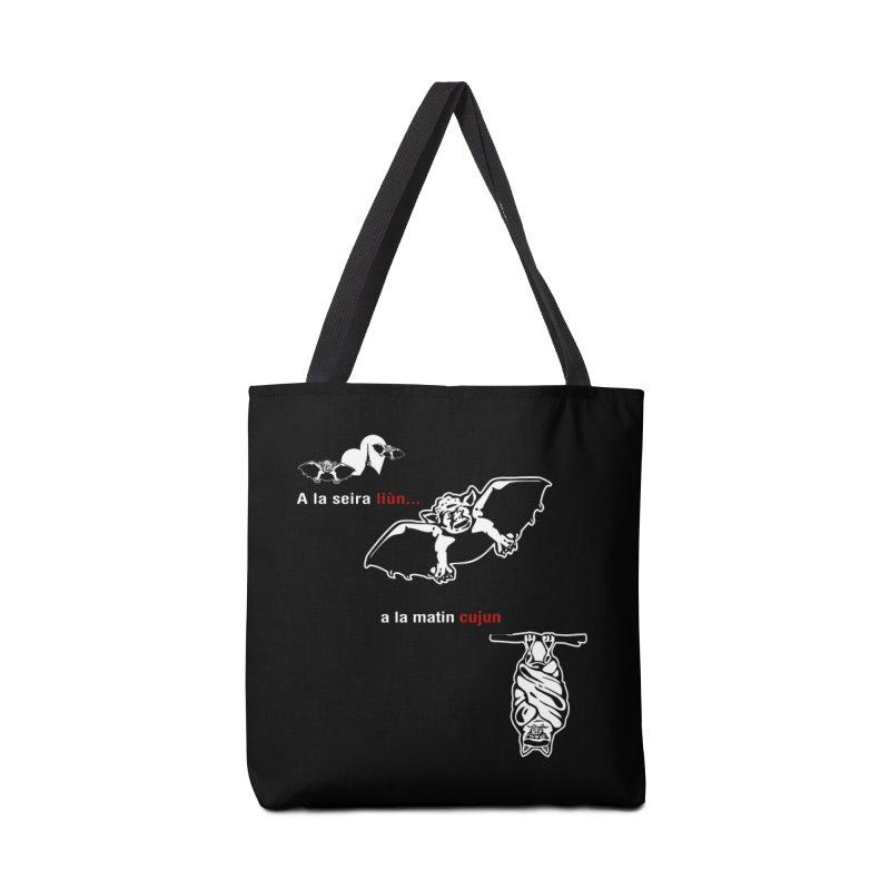 A la Seira Liùn...a la Matin Cujun Accessories Tote Bag Bag by Lospaccio Conamole