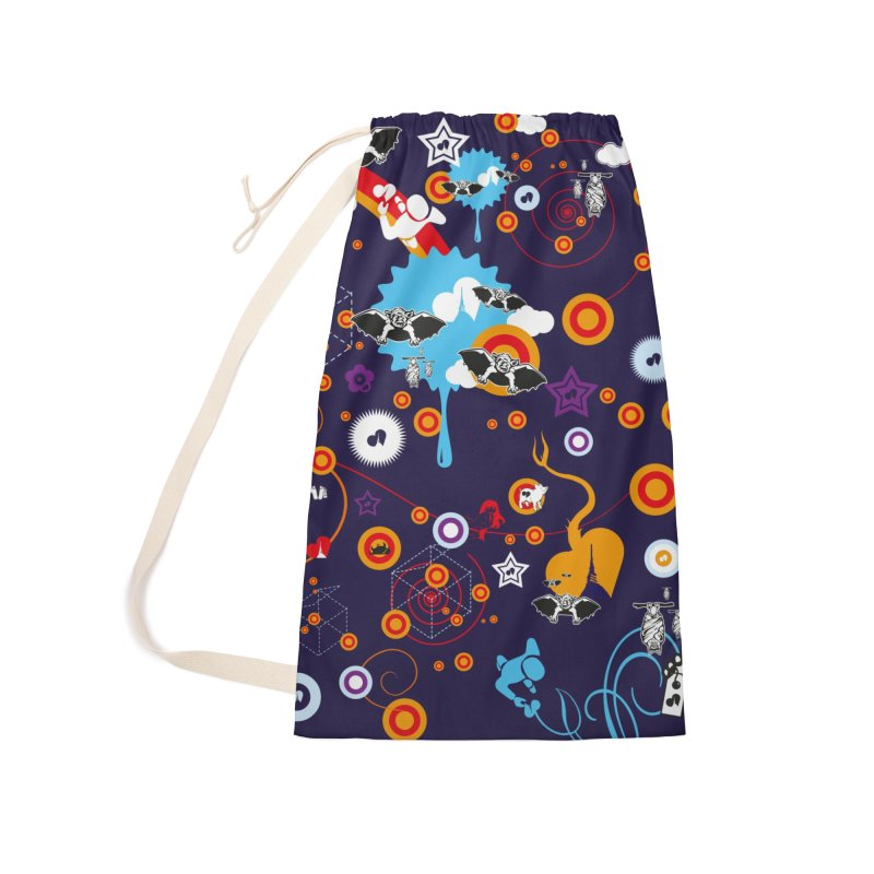 Giargiantolerie Accessories Laundry Bag Bag by Lospaccio Conamole