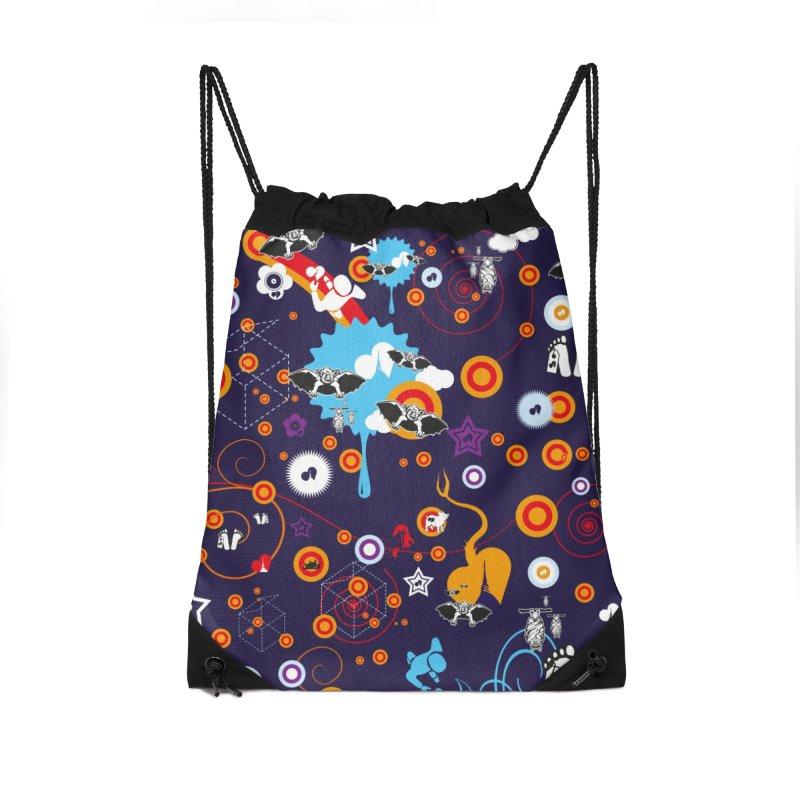Giargiantolerie Accessories Drawstring Bag Bag by Lospaccio Conamole