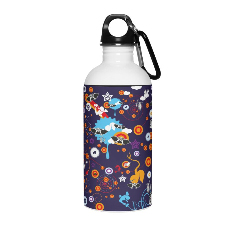 Giargiantolerie Accessories Water Bottle by Lospaccio Conamole