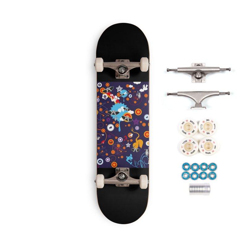Giargiantolerie Accessories Complete - Premium Skateboard by Lospaccio Conamole