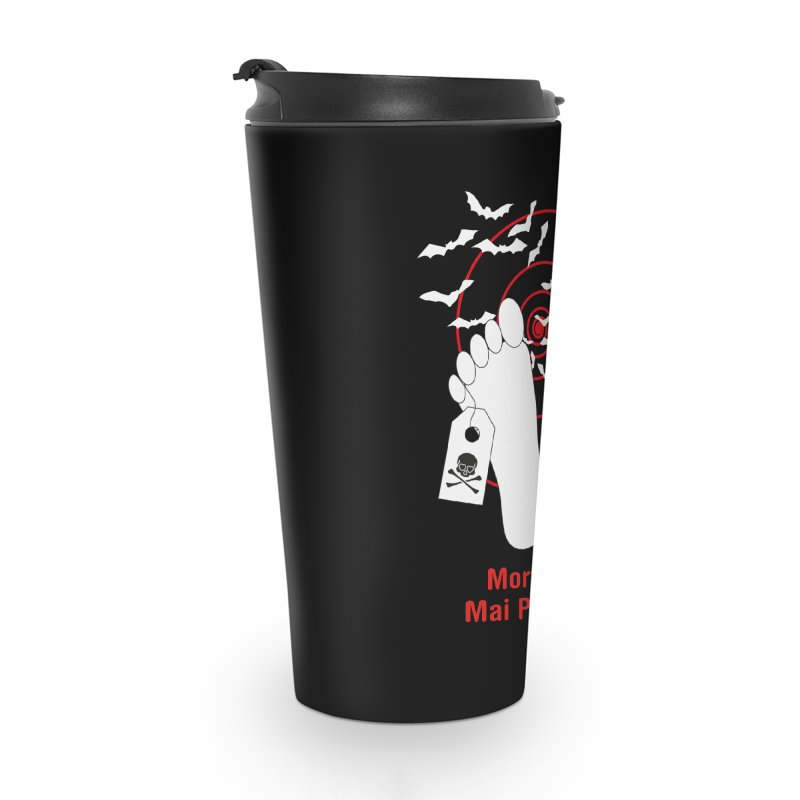 Mortus est mai pi barbota Accessories Travel Mug by Lospaccio Conamole