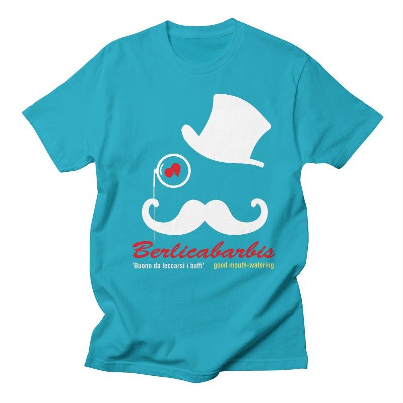 Berlicabarbis Men's Regular T-Shirt by Lospaccio Conamole