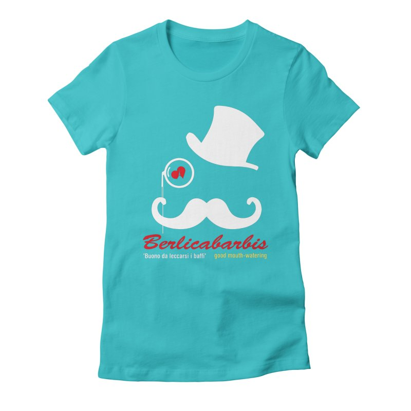 Berlicabarbis Women's Fitted T-Shirt by Lospaccio Conamole