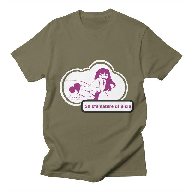 5o sfumature di picio Men's Regular T-Shirt by Lospaccio Conamole