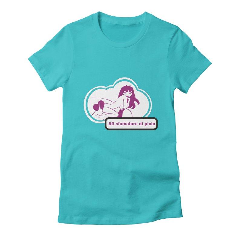 5o sfumature di picio Women's T-Shirt by Lospaccio Conamole