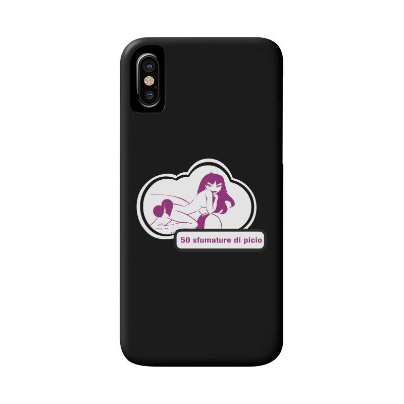 5o sfumature di picio Accessories Phone Case by Lospaccio Conamole