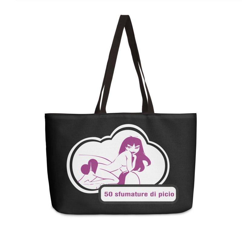 5o sfumature di picio Accessories Weekender Bag Bag by Lospaccio Conamole