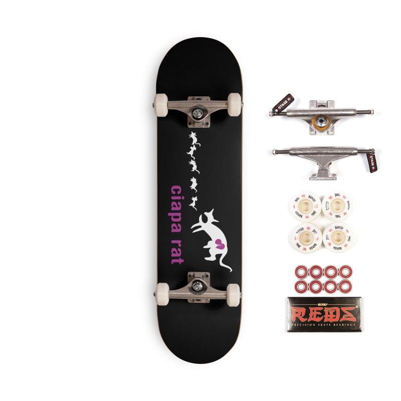 ciapa rat Accessories Complete - Pro Skateboard by Lospaccio Conamole