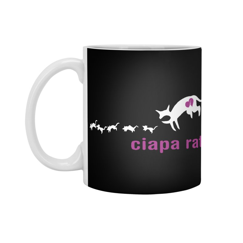 ciapa rat Accessories Standard Mug by Lospaccio Conamole