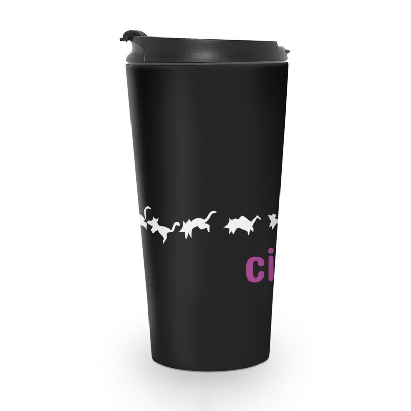ciapa rat Accessories Travel Mug by Lospaccio Conamole