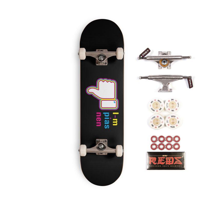 I-m pias nen Accessories Complete - Pro Skateboard by Lospaccio Conamole