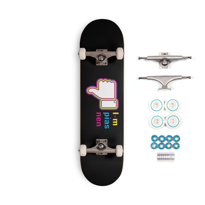 I-m pias nen Accessories Complete - Basic Skateboard by Lospaccio Conamole