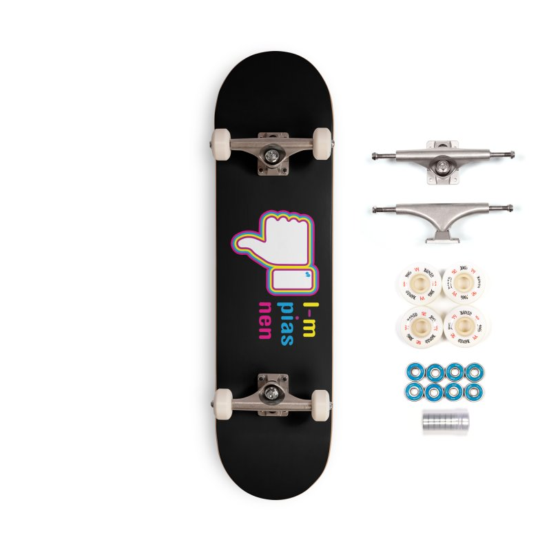 I-m pias nen Accessories Complete - Premium Skateboard by Lospaccio Conamole