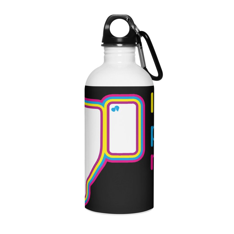 I-m pias nen Accessories Water Bottle by Lospaccio Conamole