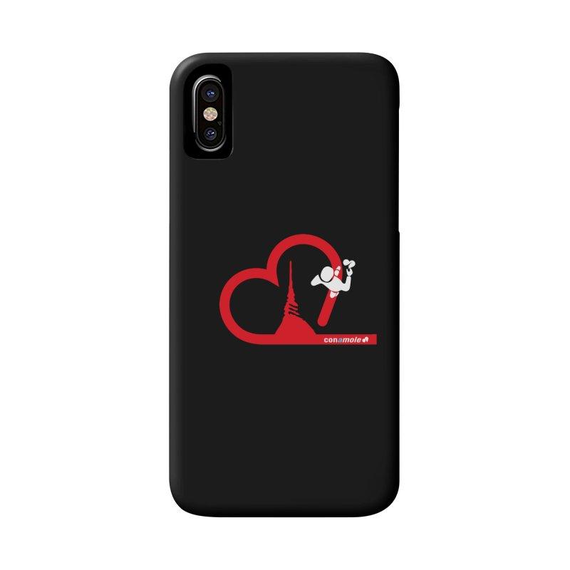 conamole Accessories Phone Case by Lospaccio Conamole