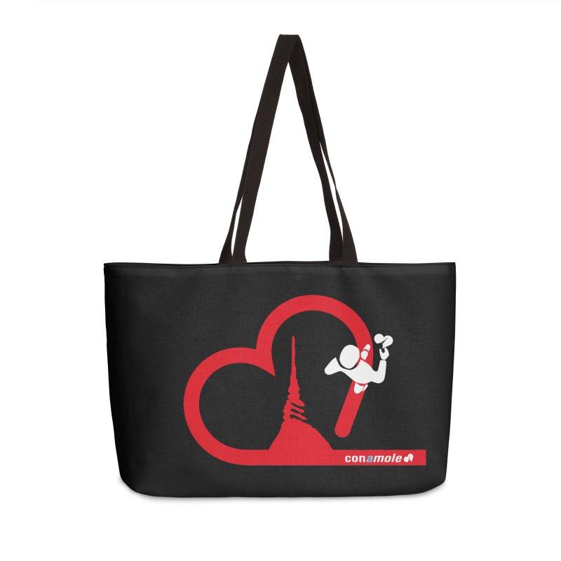 conamole Accessories Weekender Bag Bag by Lospaccio Conamole