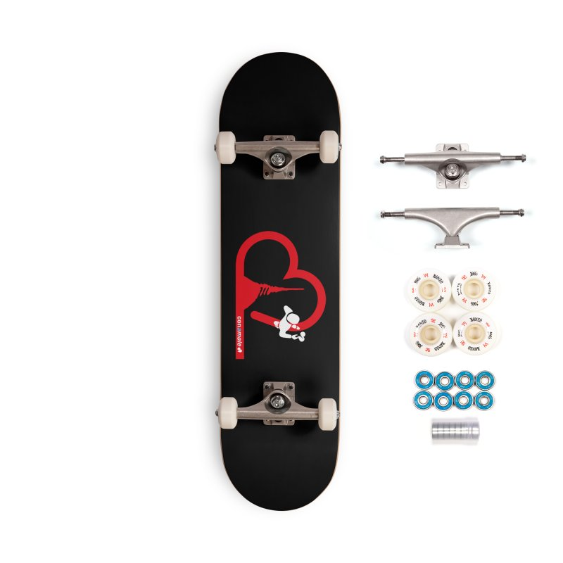 conamole Accessories Complete - Premium Skateboard by Lospaccio Conamole