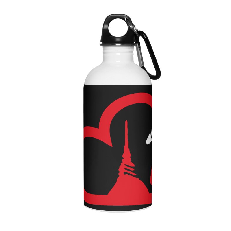 conamole Accessories Water Bottle by Lospaccio Conamole