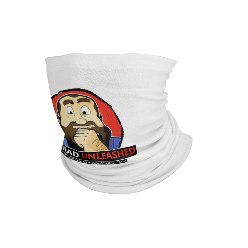 Conrad Unleashed Accessories Neck Gaiter by Conrad Unleashed Official Merch