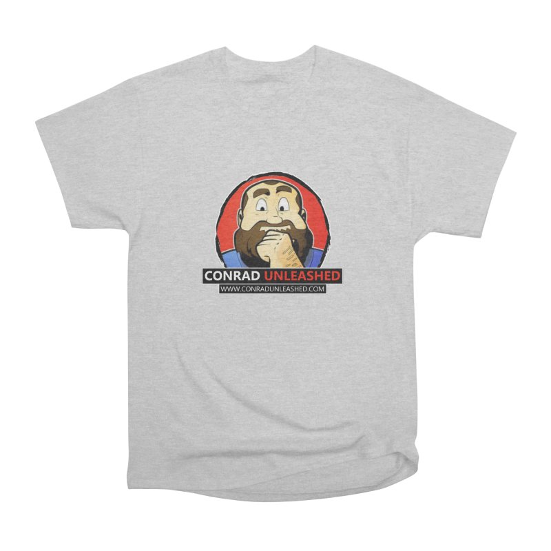 Conrad Unleashed Men's T-Shirt by Conrad Unleashed Official Merch