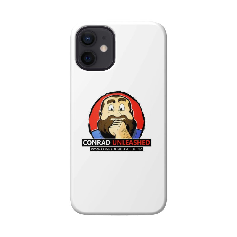 Conrad Unleashed Accessories Phone Case by Conrad Unleashed Official Merch